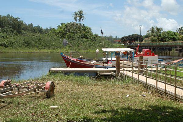 Débarcadère Iracoubo