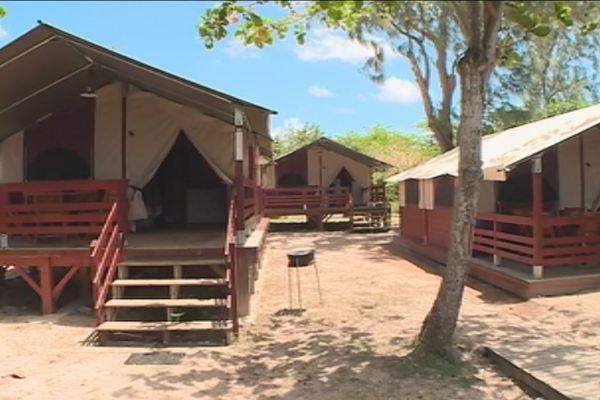 Camping bungaloo