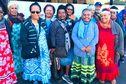 La délégation calédonienne en route pour le festival des Arts mélanésiens