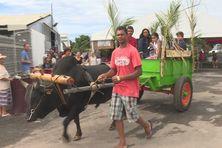 Pas de rassemblement festif populaire en 2021. Les journées agricoles de Bras-Panon prévoient des marchés de producteurs ouverts au public, dissociés des rendez-vous ciblés pour les professionnels.