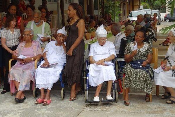 Les centenaires