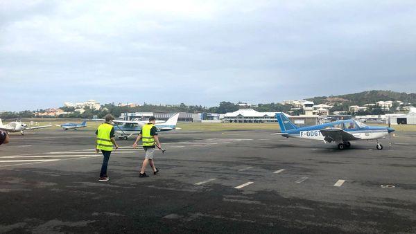 Portes ouvertes 2019 à l'aéroclub Henri-Martinet, 1er septembre