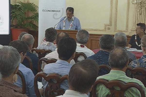 conférence économique