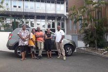 Les représentants du comité « bien-être des habitants de Tindu » ont été reçu jeudi après-midi par la SIC.