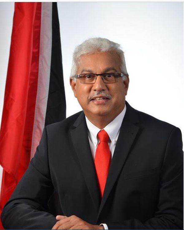 Trinidad et Tobago, ministre de la santé
