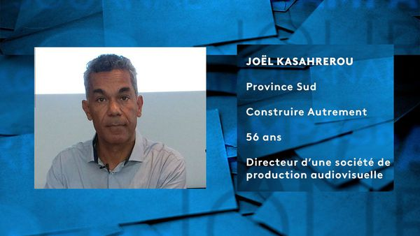 Fiche candidat Joël Kasarherou