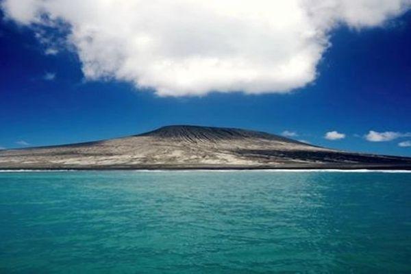 Nouvelle île à Tonga
