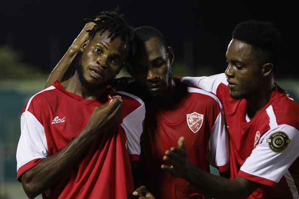 Joueurs de Cavaly (Haïti)