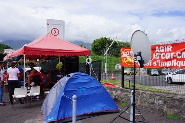 Grève Citroën