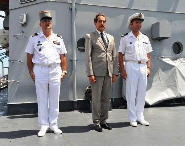 Haïti Ventose ambassadeur de France
