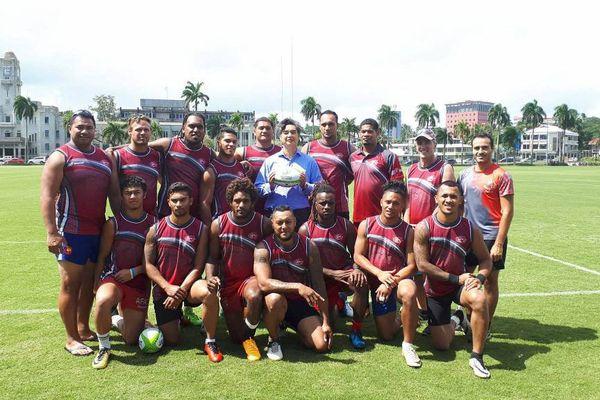 JDS Rugby à 7