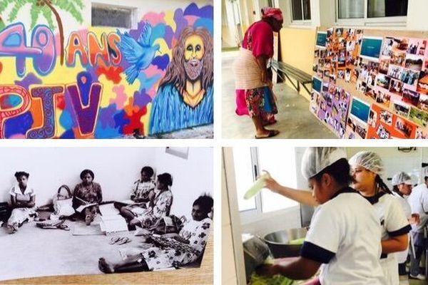 40ans du lycée Vakié à Houaïlou