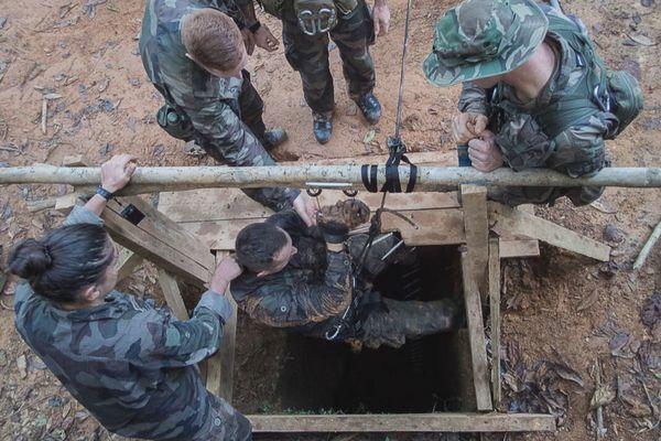 3 militaires 19ème Régiment du Génie de Besançon décèdent lors d'une opération Harpie