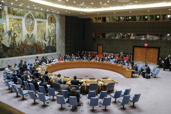 Nations Unies Conseil de Sécurité