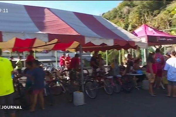 Les primes à l'achat de vélos séduisent les habitants de Papeete