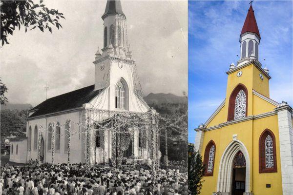 La cathédrale de Papeete a 145 ans aujourd'hui