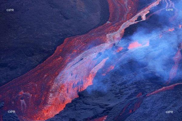 éruption février 2020