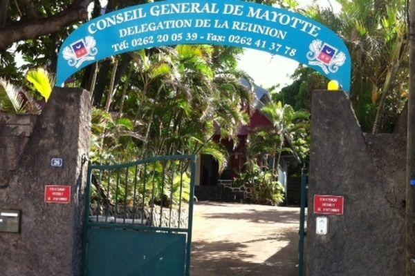 Façade Maison de Mayotte