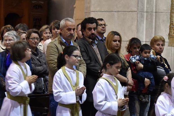 Conférence des évêques de France à Lourdes