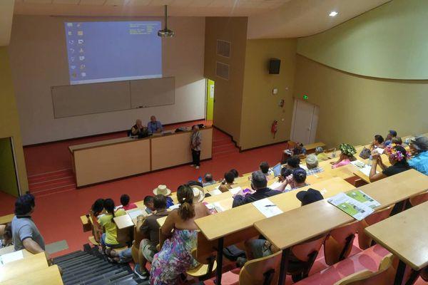 Séminaire foncier université de Polynésie - 2018