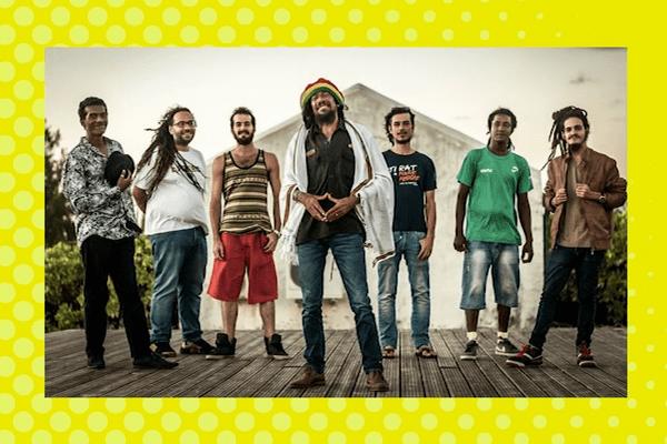 Bio expresso : Ti Rat & Rouge Reggae