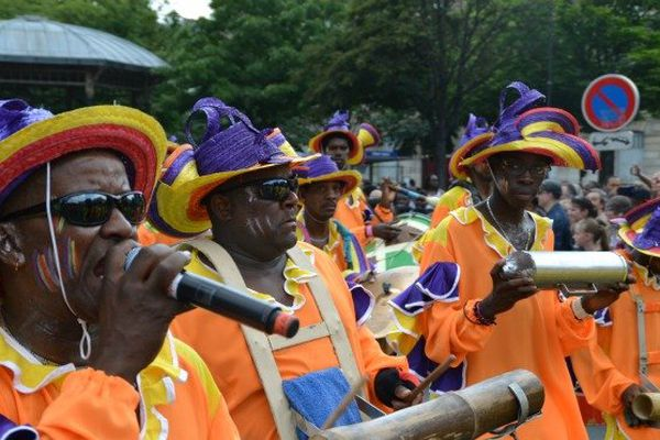 Troupe Pikan Guadeloupe