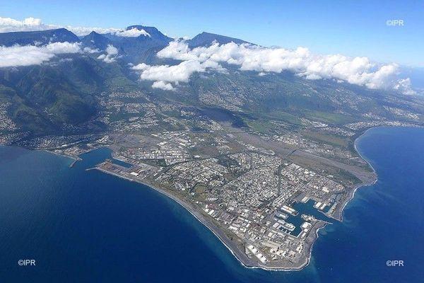 Le Port vue aérienne