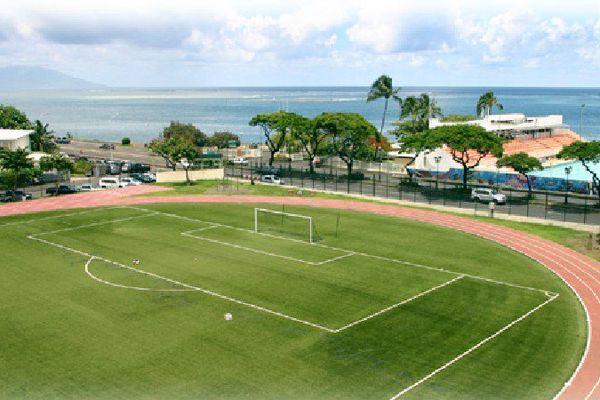 Le stade la Fautaua - Tahiti