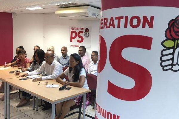 Fédération du Parti socialiste de La Réunion.