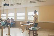 Rentrée scolaire des 18 élèves de la nouvelle classe 1ère STI2D