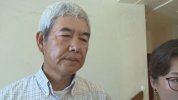 Ressortissant chinois pas extradé, 16 octobre 2019