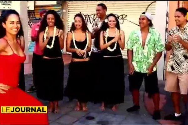 "Bailando made in Tahiti Découvrez la ""English version"""
