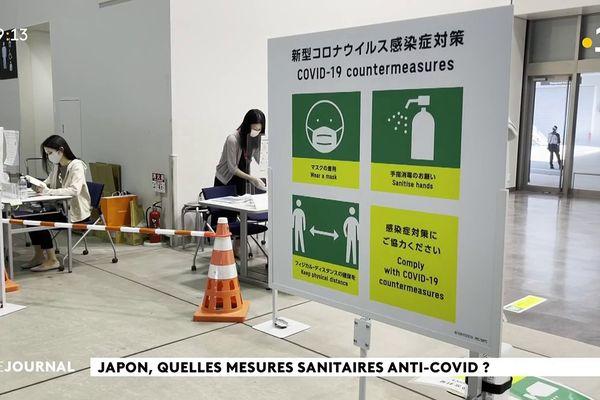 Japon, quelles mesures sanitaire anti-covid ?