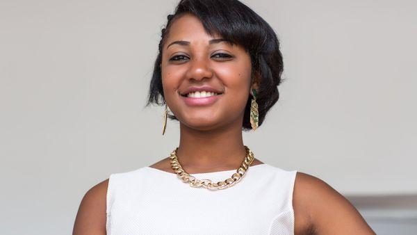 2ème dauphine Miss Mayotte 2014