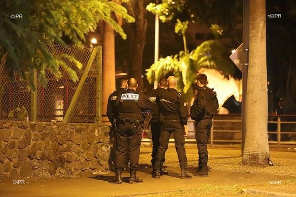 Nuit d'HAlloween 2019 tensions Chaudron policiers 311019