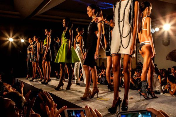 TAHITI FASHION WEEK : Un final en beauté