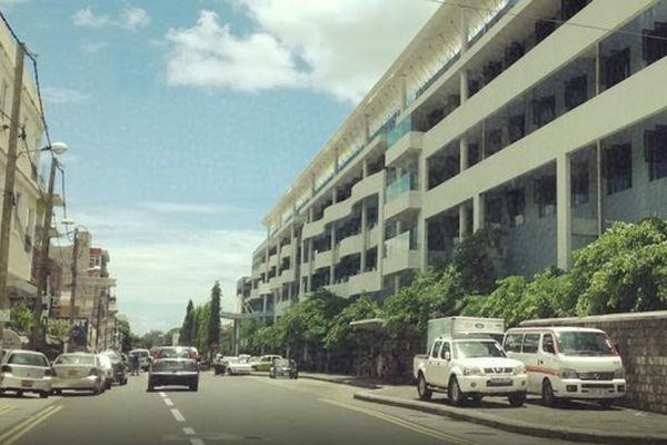 Hôpital A.G Jeetoo Port-Louis
