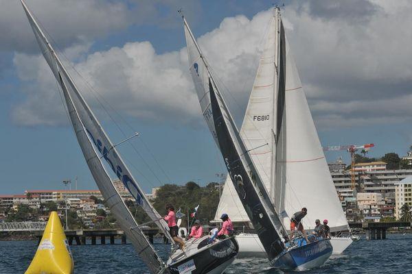 voilier Round Martinique Regatta