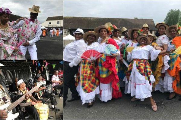 Parade des Quadrilleurs à Roissy-en-Brie
