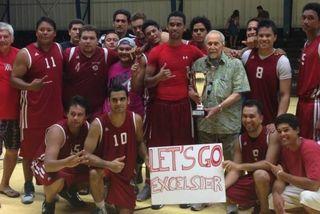 Equipe basket Excelsior