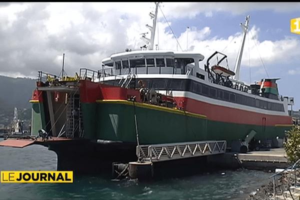 Le moorea ferry