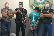 Un commerçant de Vila Brasil accusé de harcèlement sexuel sur mineurs a été interpellé dans une auberge en périphérie d'Oiapoque.
