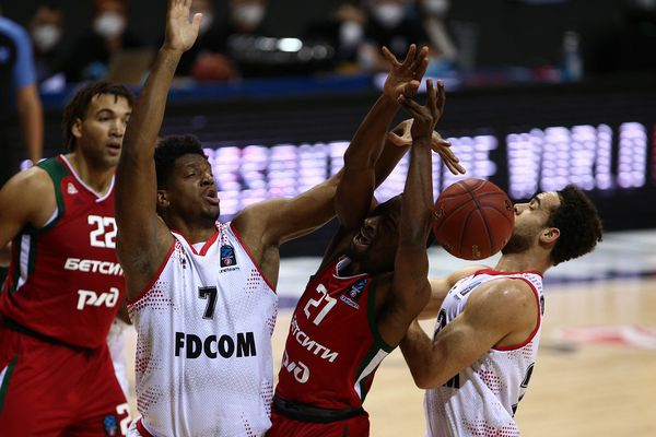 Basket Damien Inglis