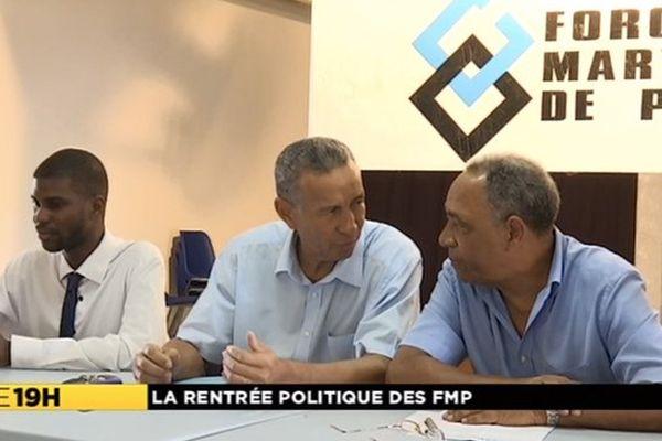 Forces Martiniquaises de progrès