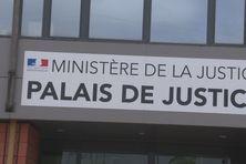 Le palais de justice de Guyane