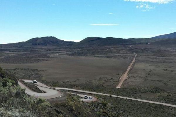 Volcan : Plaine des Sables