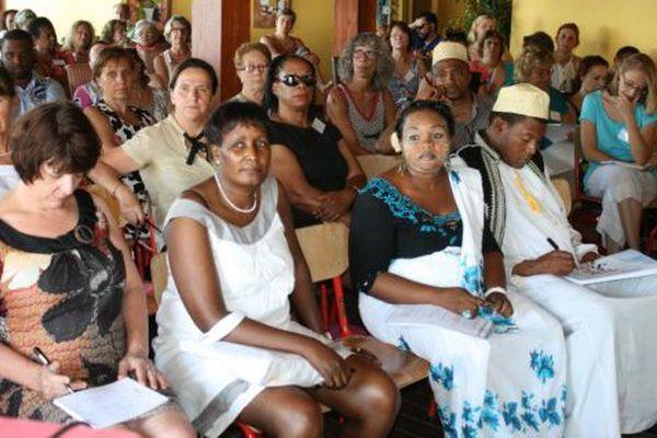 Congré des infirmeir libéraux à Mayotte