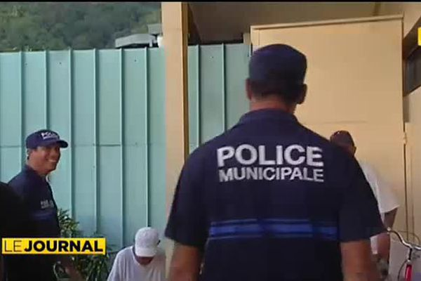 Police municipale de Paea : au plus près des habitants