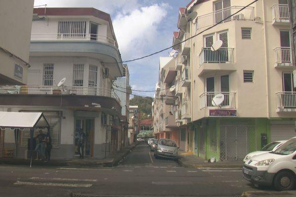 Rue de Fort-de-France
