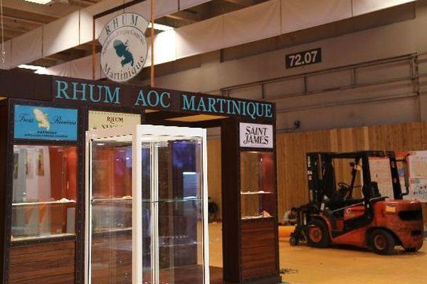 rhums AOC Martinique SIA